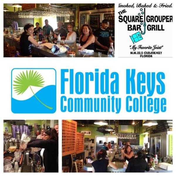 Elite Bartending School Florida Keys classroom